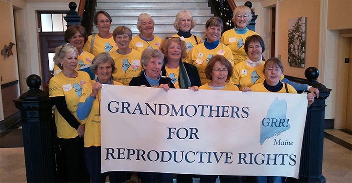 Grandmothers for Reproductive Rights