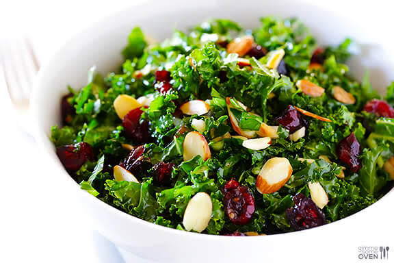 Grandma's Gutsy Feminist Recipes: Kickass Kale