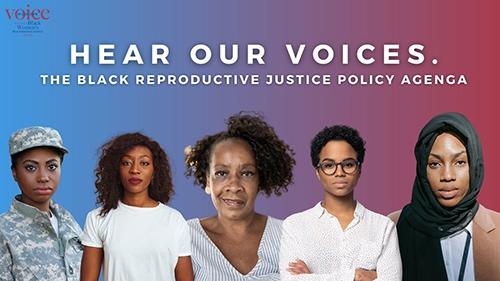 Reproductive Rights Policy Agenda